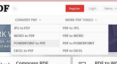 Cara Merubah File Powerpoint Ke File PDF Dengan Cepat