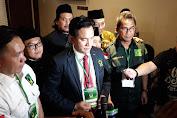PDIP Beri Dukungan Kepada Putra Yusril Ihza Mahendra yang Akan Maju di Pilkada Belitung Timur.