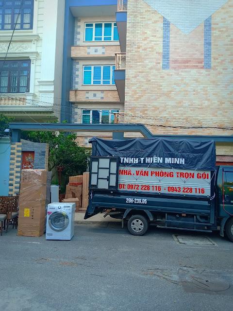 Dịch vụ vận chuyển nhà chuyển dọn văn phòng giá rẻ