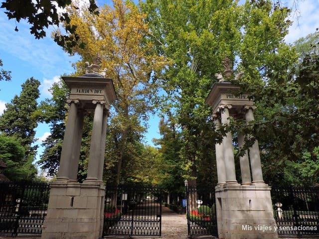 Jardín del Principe, Aranjuez, Madrid