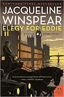 Elegy for Eddie by Jacqueline Winspear (Book cover)