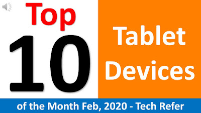 Best Android tablets to buy in Feb, 2020
