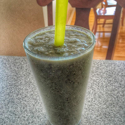 Adventurous Smoothies with Green Blender