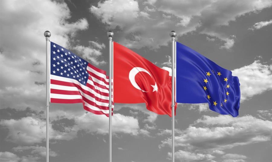 Τα νέα μηνύματα από Ουάσινγκτον και Βρυξέλλες στην Τουρκία