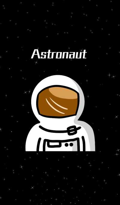 Astronaut space galaxy JP03