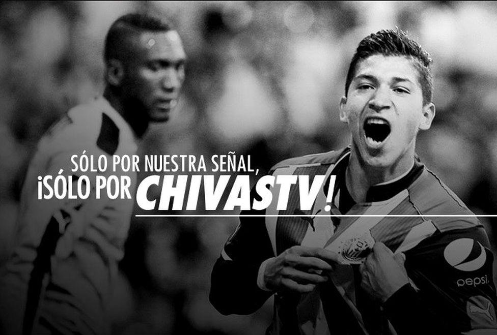 Final de Copa MX, solo por Chivas TV.