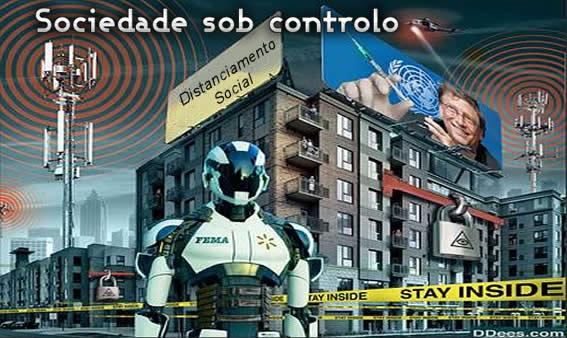 Sociedade sob Controlo