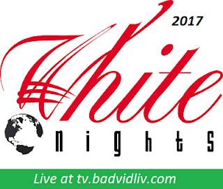 White Nights 2017 live streaming