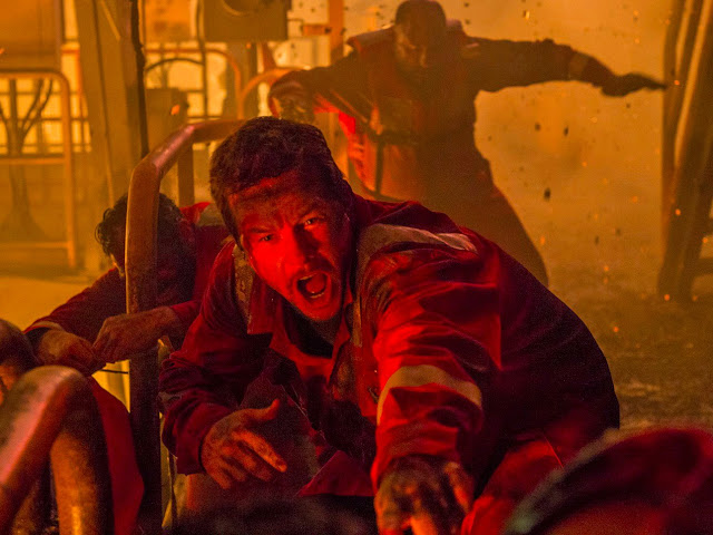"Mark Wahlberg in Peter Berg's ""Deepwater Horizon"""