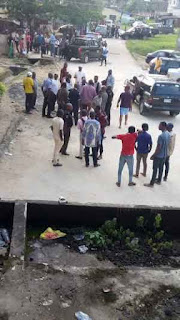 One Shot As Drama Trails UNICAL Students Union Elections