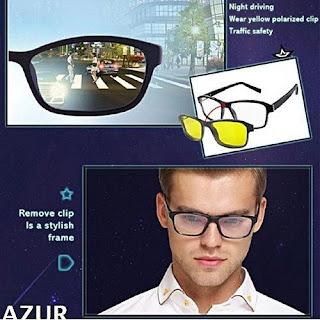 lunettes de nuit de conduite maroc