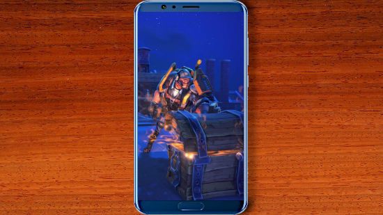 Fortnite Battle Royale - Caisse Au Trésor - QHD pour Mobile