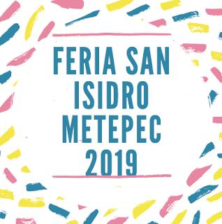feria san isidro metepec 2019