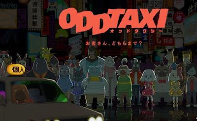 Odd Taxi Todos os Episódios Online