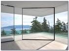 Full GLASS WINDOW Design
