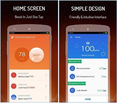 افضل 5 تطبيقات لتسريع الاندرويد وتنظيف الرام Best Speed Booster apps APK