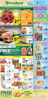 ⭐ Foodland Ad 3/25/20 ⭐ Foodland Weekly Ad March 25 2020