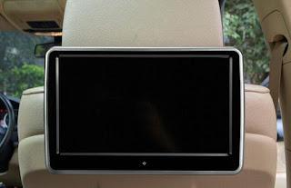 Pumpkin 10.1 Inch Headrest DVD Player