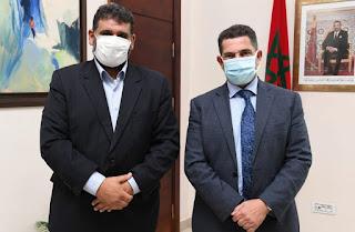 بلاغ لنقابة دحمان بعد لقاء الوزير أمزازي