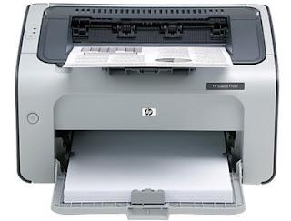 HP LaserJet Pro P1109 Printer Driver Downloads