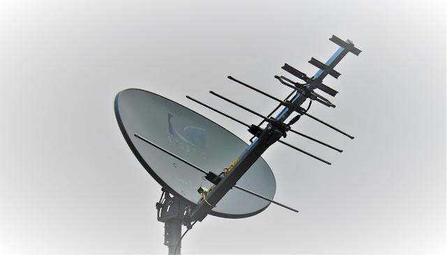 ¿Cómo realizar una instalación individual por satélite  Uno o Dos Satélites