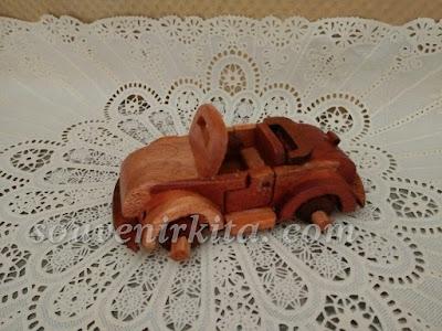 souvenir miniatur vw buka