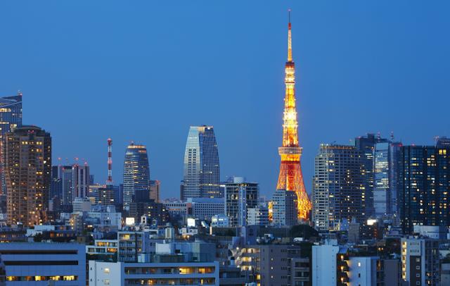 Tokyo Tower, Jepang