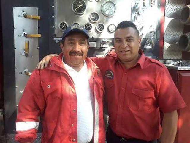 Asaltan y asesinan a dos bomberos en Edomex