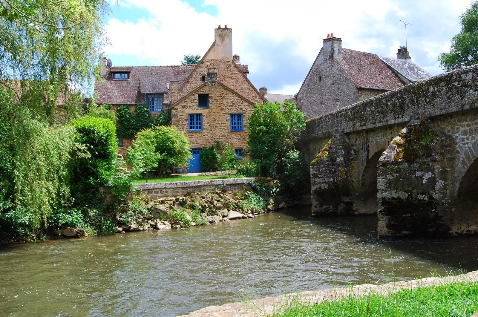 Saint-Céneri-le-Gérei, Normandy   Holiday Villages In France
