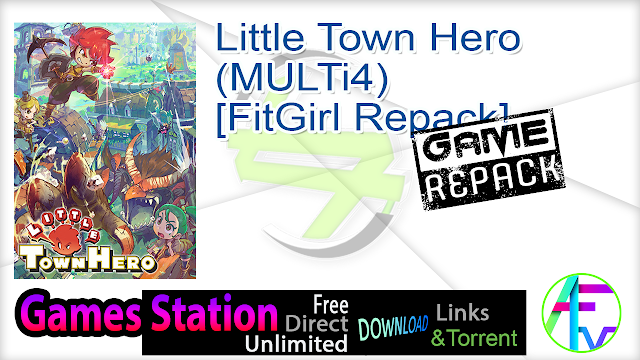 Little Town Hero (MULTi4) [FitGirl Repack]