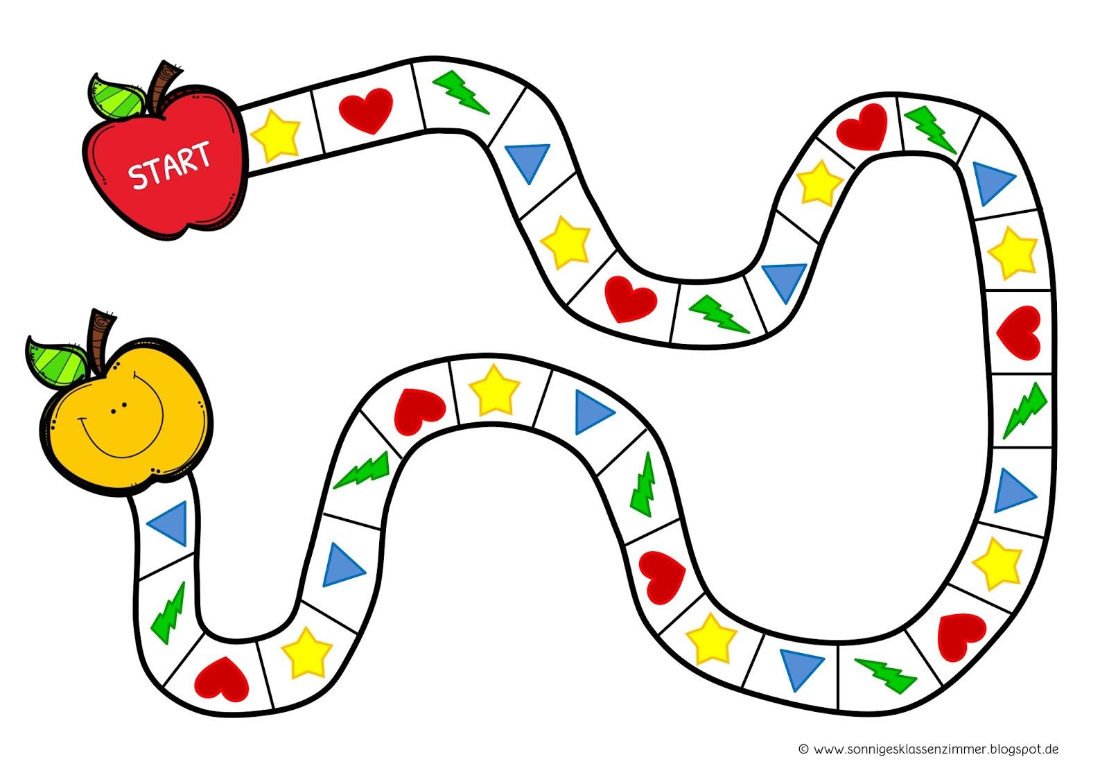 Sonniges Klassenzimmer: Brettspiel zum Schuljahresende