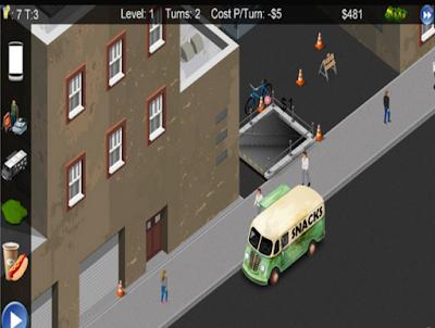 餐車大亨(Lunch Truck Tycoon),類經濟題材餐車模擬經營!