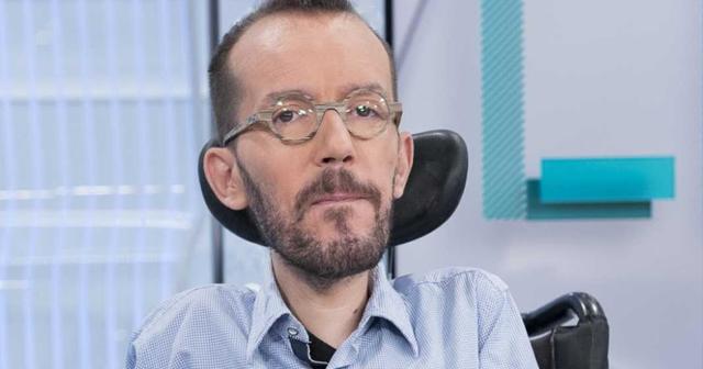 Pablo Echenique. Unidas Podemos