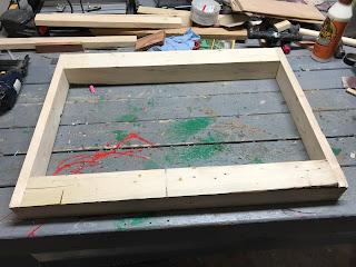 Complete inner frame