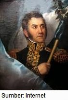 José de San Martín, Sang Penakluk Spanyol