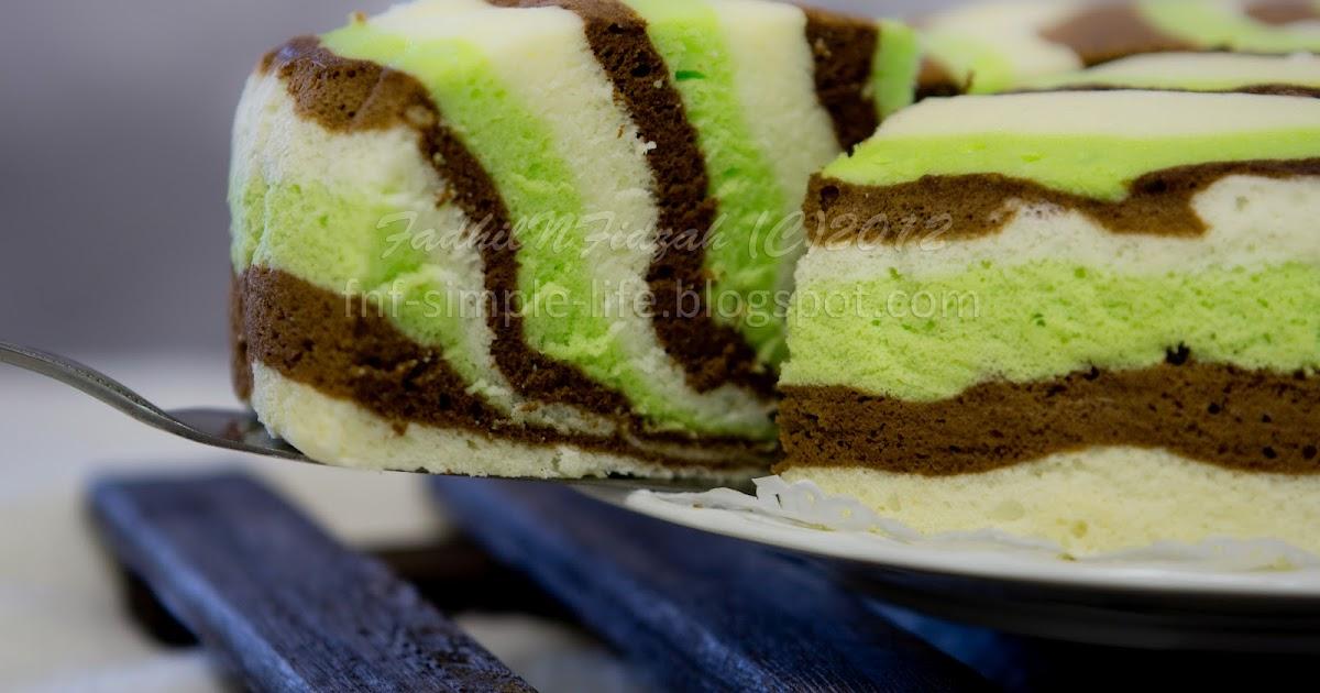 resepi kek coklat simple  mudah pewarna Resepi Kek Oreo Coklat Kukus Enak dan Mudah