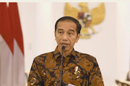 Pernyataan Presiden Joko Widodo di Istana Bogor Terkait Wabah Corona