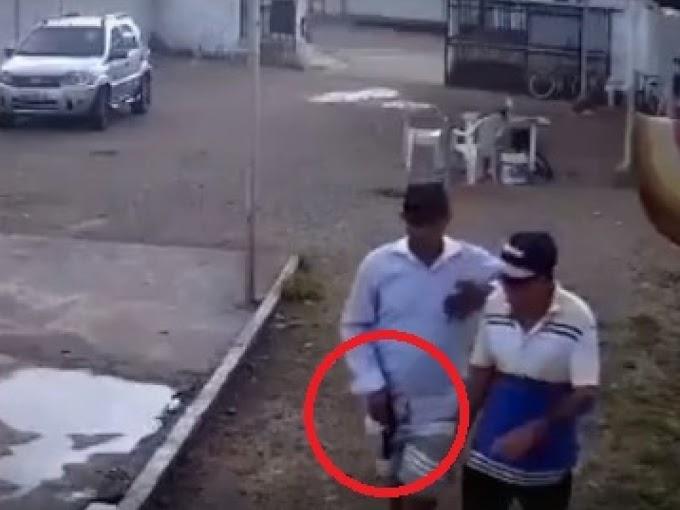 ASSALTO A LAVA JATO: Bandidos rendem clientes e funcionários durante assalto;veja vídeo
