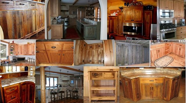 Log Furniture - Barnwood Furniture - Rustic Furniture ...