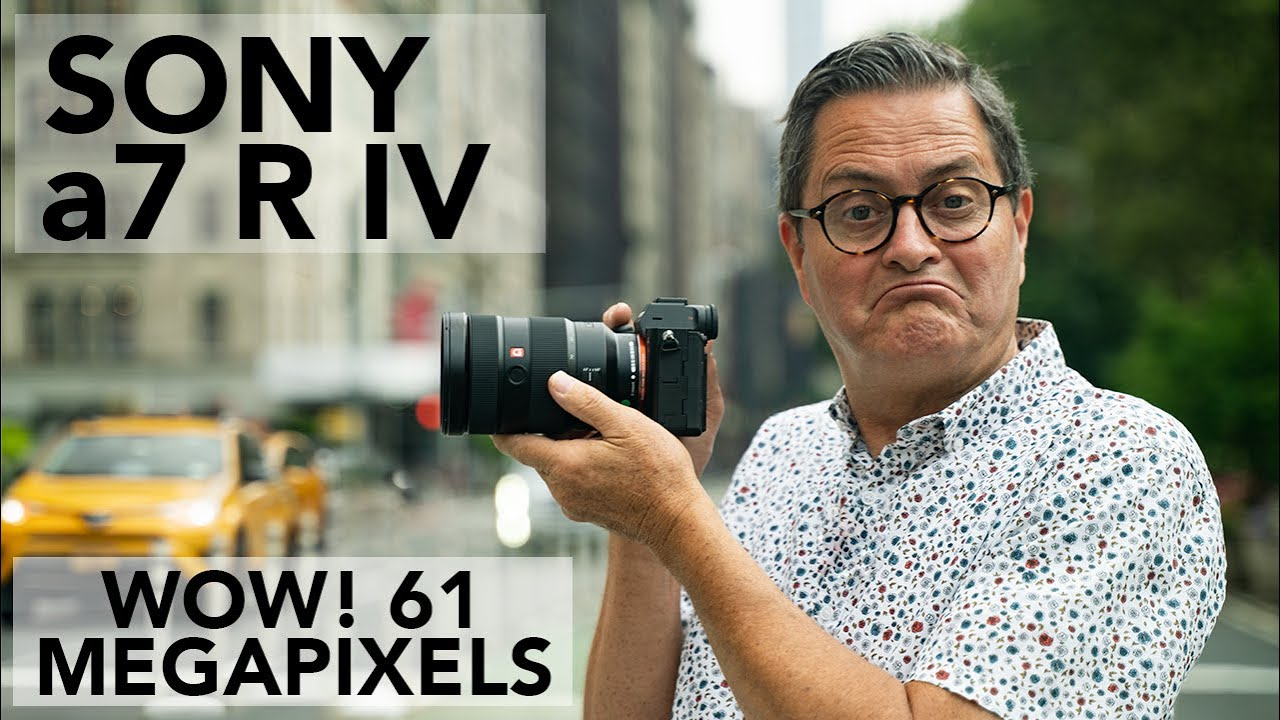 The BEST Sony a7 R IV Camera Review