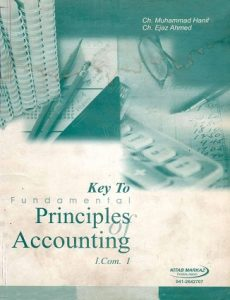 11th Class Accounting Helping Book Pdf Free Download