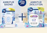 Promozione Cashback Ambipur 2021 : ti rimborsano 2 prodotti