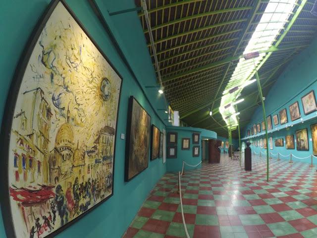 alamat museum affandi
