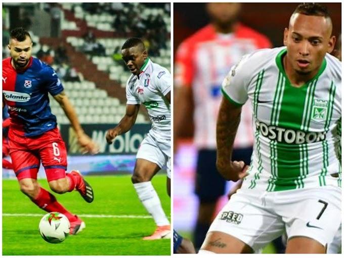 Así se jugará la décima fecha de la Liga BetPlay 2 2021: Estos son los duelos que afrontarán Atlético Nacional e Independiente Medellín