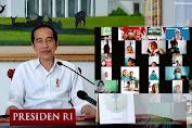 Presiden Jokowi Berikan Semangat di Hari Anak Nasional 2021