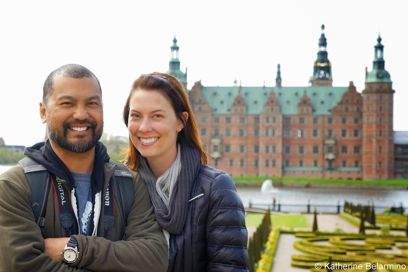 Travel the World at Frederiksborg Castle Hillerød Denmark