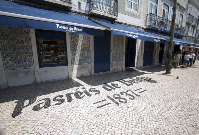Pastéis de Belém-Belém-Lisbona