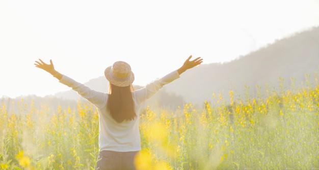thỏa mãn với ước mơ trinh phục bầu trời