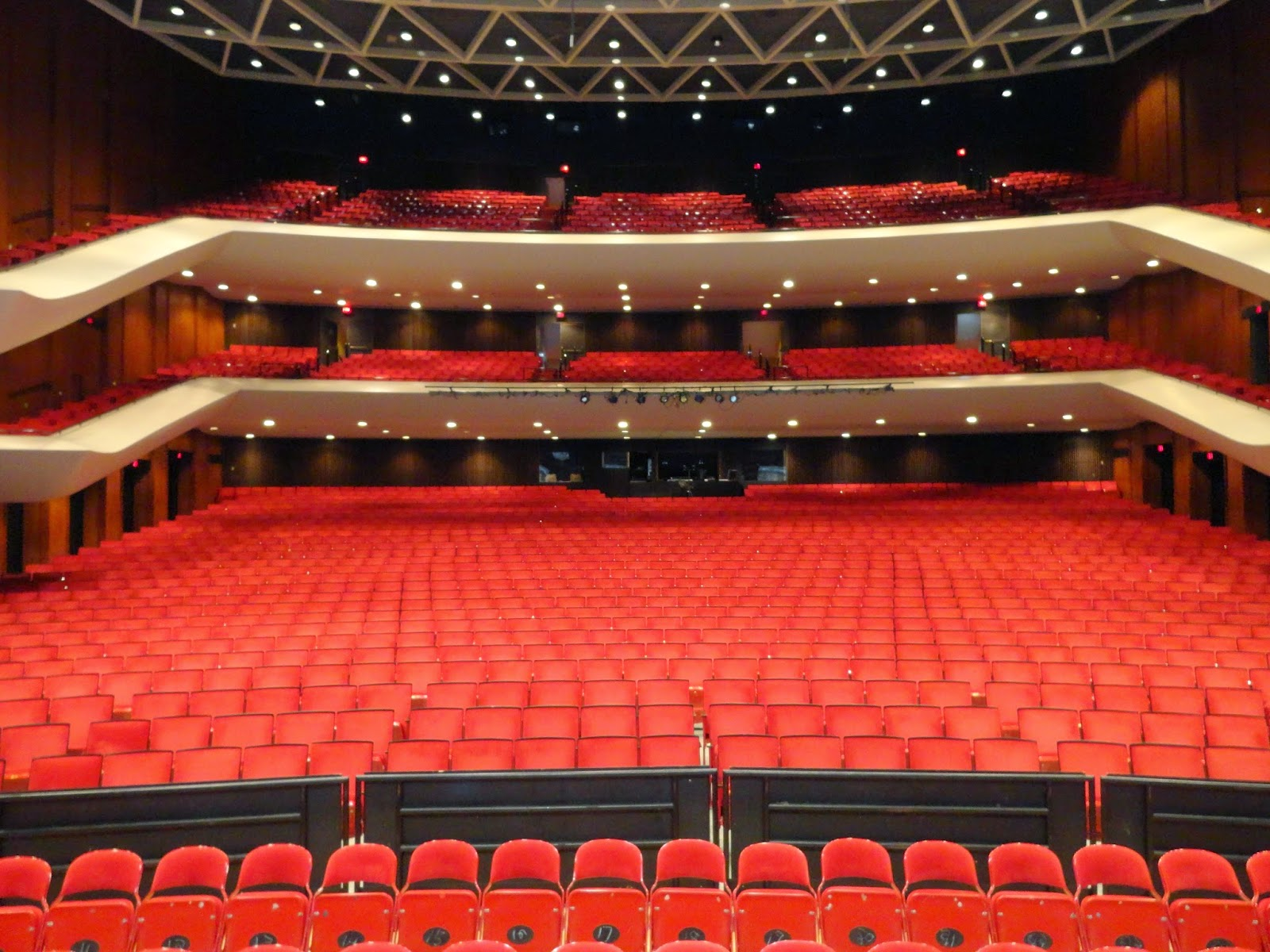 Chrysler Hall Seating Pictures Brokeasshome Com
