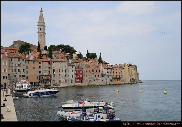 Croacia: Roving